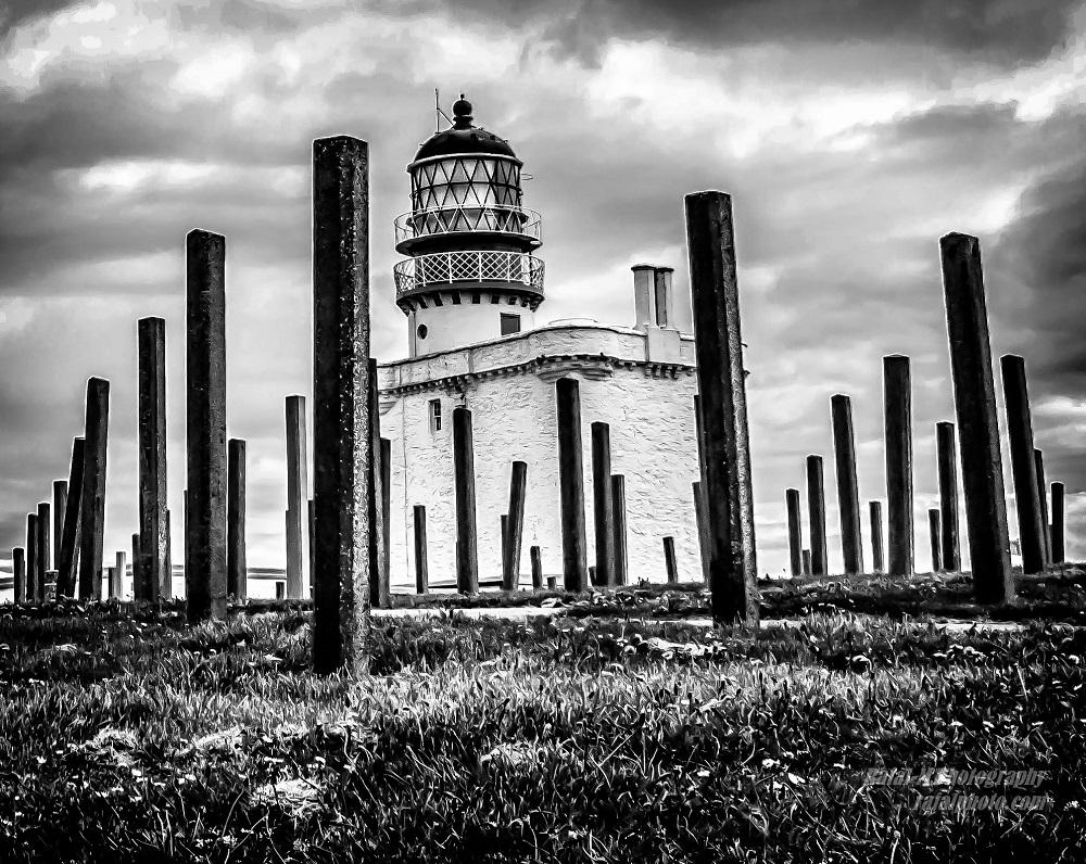 AFO Latarnia w Fraserburgh