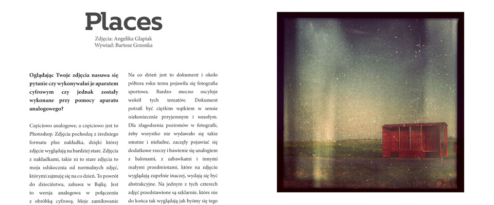 talenty czasopismo fotograficzne