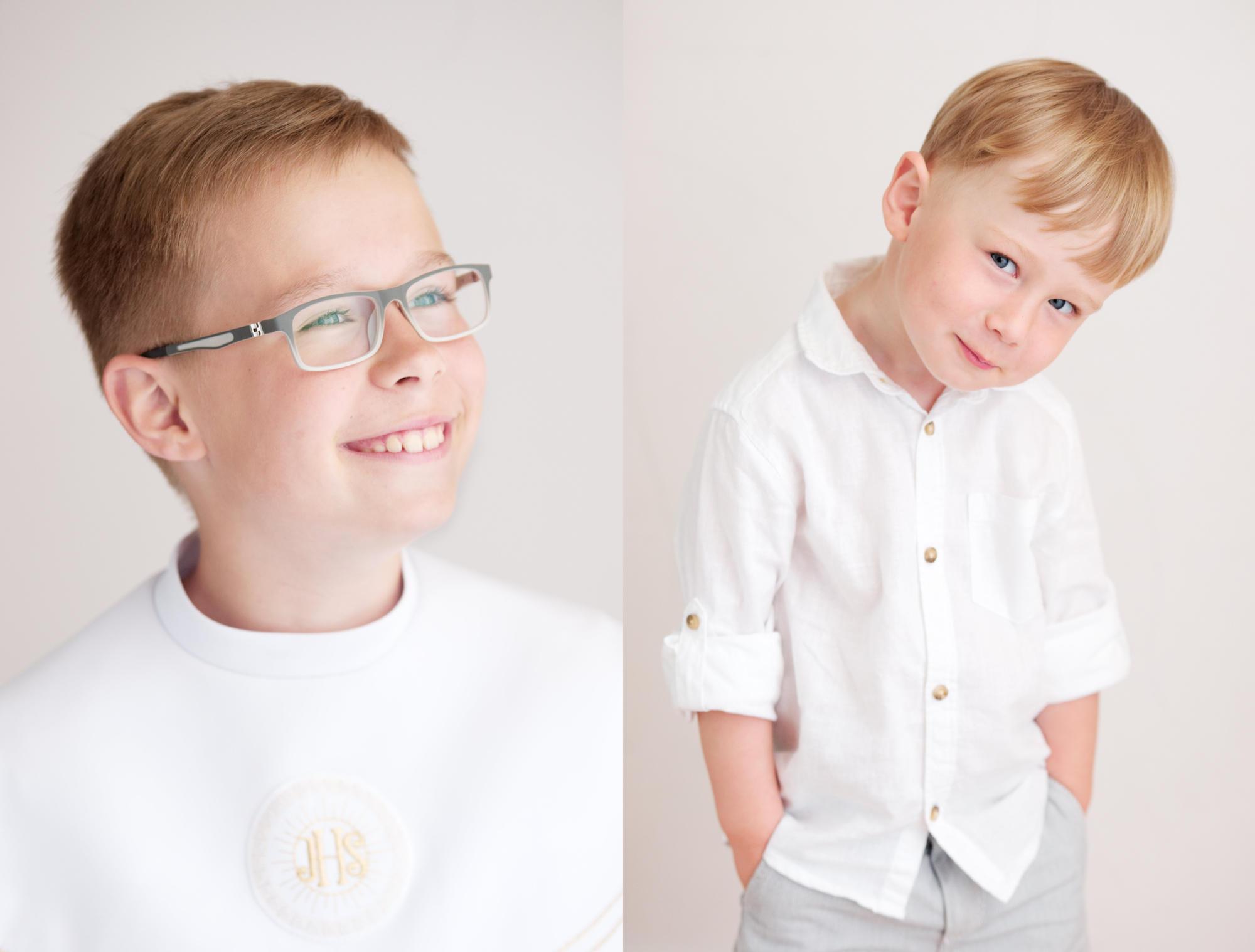 """Nominowane zdjęcia w konkursie """"Portret dziecięcy przy oknie"""". Proszę o oddanie głosu."""